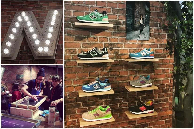 new balance spain retail